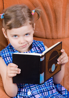 Kid Reading Dictionary
