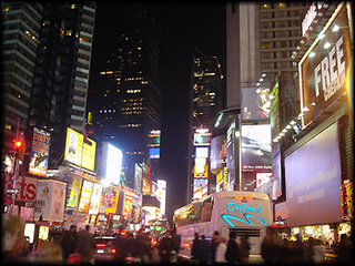 Broadway Times Square